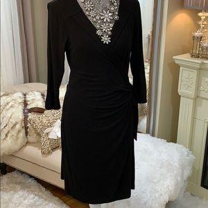 Carole Little Wrap Dress